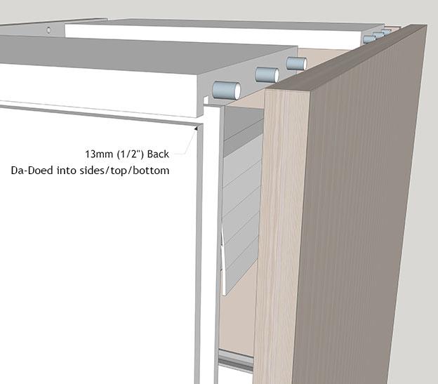 Cabinet construction artcraft kitchens for Artcraft kitchen cabinets