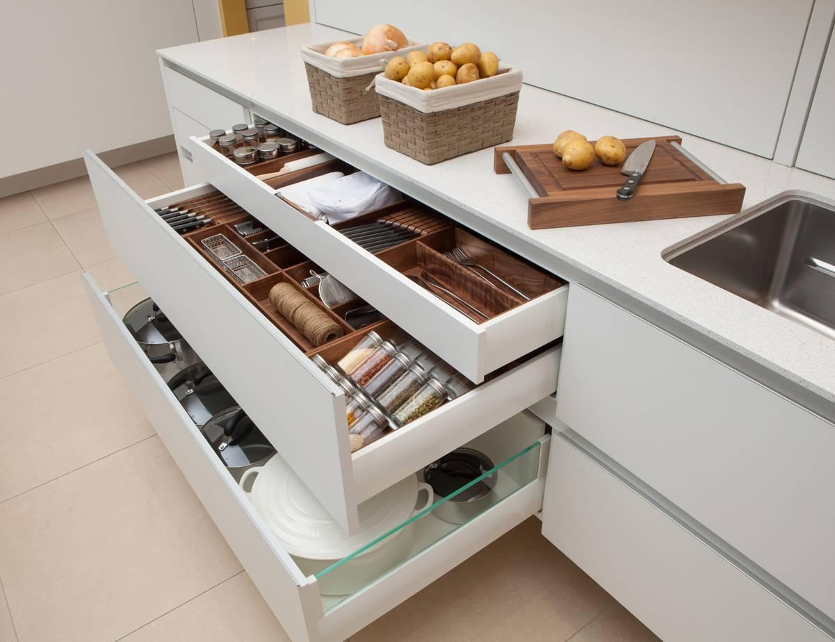 Ergonomics in the modern kitchen